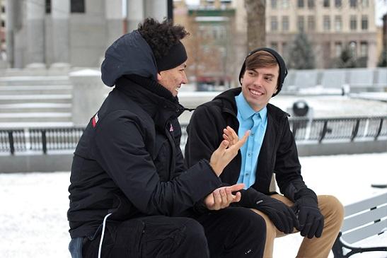 Comunicação individual: características, tipos, exemplos 12