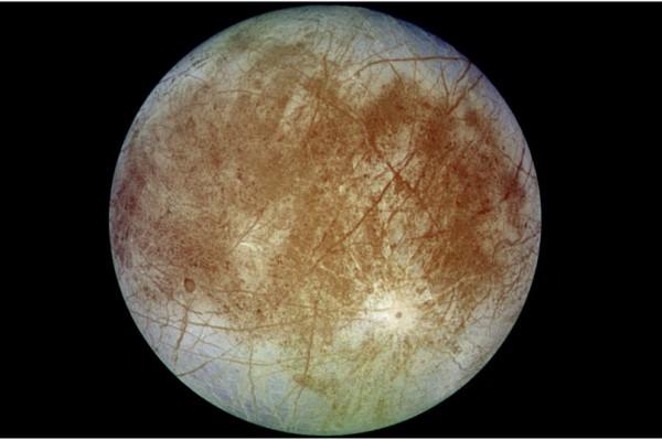 Europa (satélite): características, composição, órbita, movimento 5