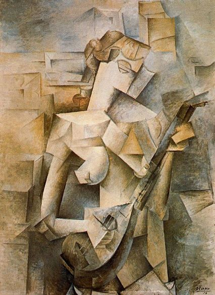 Cubismo: iniciadores, características, etapas, representantes, obras
