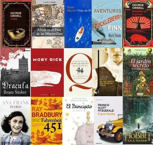 110 livros recomendados para ler em sua vida 1
