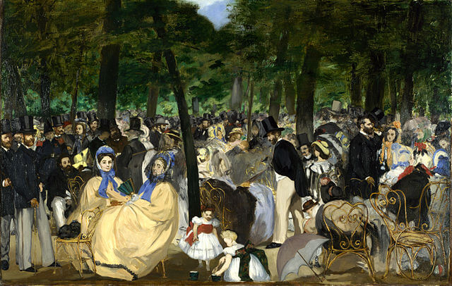 Impressionismo: história, características, representantes e obras 1