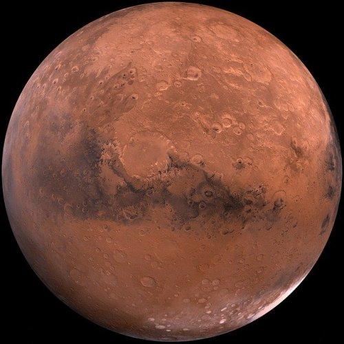 Marte (planeta): características, composição, órbita, movimento 4