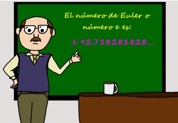 Número de Euler ou número e: quanto vale, propriedades, aplicações 11