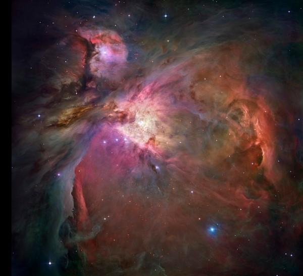 Nebulosa de Orion: origem, localização, características e dados 2