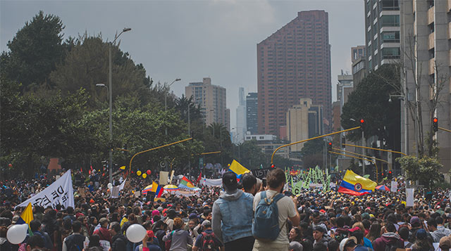 Os 10 problemas sociais mais graves da Colômbia
