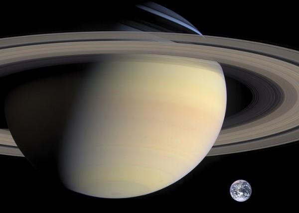 Saturno: características, composição, órbita, estrutura 12